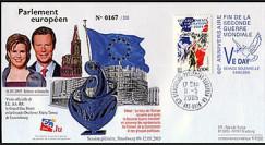 PE502 : 2005 - Visite officielle du couple Grand Ducal du Luxembourg