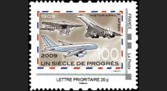 A380-97N : 2010 - TPP France 'Un siècle de Progrès' pour le vol A380 'Johannesburg-Paris'