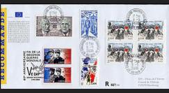 PE501a : 2005 - Séance commémorative 60 ans de Paix dans l'Europe
