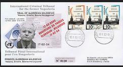 TPIY-1 : 2002 - Ouverture du procès Slobodan MILOSEVIC