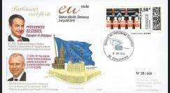 """PE592 : 2010 - FDC PE """"Bilan présidence espagnole et programme présidence belge de l'UE"""""""