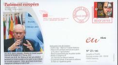 """BR106 : 2010 - FDC Bruxelles """"Résultats du Conseil européen du 11.02 avec M. Van Rompuy"""""""