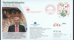 """BR107 : 2010 - FDC Bruxelles """"Débat sur la zone euro avec M. Trichet"""