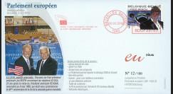 """BR108 : 2010 - FDC Bruxelles """"Discours du Vice-président américain"""
