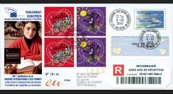 """PE587a : 2010 - PAP recommandée Session PE """"99e Journée Internationale des Femmes"""""""