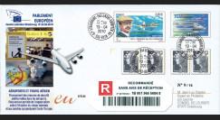 """PE588a : 2010 - PAP recommandée Session PE """"Aéroports et trafic aérien"""""""