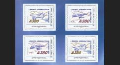 """A380-108B4 : 2010 - Bloc 4 TPP """"A380 - Épopée aéronautique européenne"""
