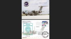 """A400M-7 : 2010 - CP Airbus A400M """"Commandement Européen de Transport Aérien EATC"""""""