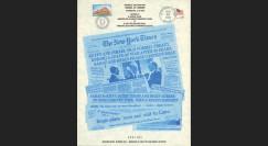 """CE30-IVF : 26.3.79 - Feuillet historique """"Signature du Traité de Paix Israël-Egypte"""""""