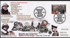LIB 04BE2A : 2004 - 60e anniversaire de la Bataille des Ardennes
