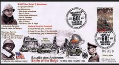 LIB 04BE2B : 2004 - 60e anniversaire de la Bataille des Ardennes
