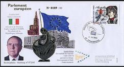 PE504 : 2005 - Visite officielle du président italien Azeglio CIAMPI