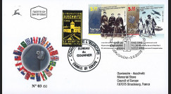 LIB05-IS : 2005 - FDC Israël