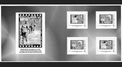 """DEBS1-1C : 2011 - France Carnet Collector 4 TPP """"Omaha Beach"""