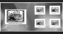 """DEBS1-2C : 2011 - France Carnet Collector 4 TPP """"Utah Beach : Débarquement / Saint-Laurent-sur-Mer"""""""