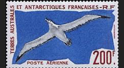 TAAF 4AV : 1956-59 - Timbre des Terres Australes et Antactiques Françaises