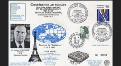 LE104 T1 : 1982 - Sommet des Chefs d'Etat et de Gouvernement du G7