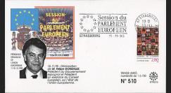 """PE313 : 11-1995 - FDC Parlement européen """"Discours de M. Gonzalez"""