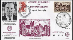 PE72 type2 : 1984 - Conseil Européen de Fontainebleau 25-26 juin