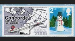 "CO-RET35N : 2006 - TPP GB ""Concorde 3 ans Dernier vol BA002 NY-Londres"""