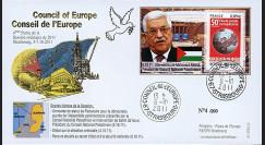 "CE62-IV : 10-2011 - FDC Conseil Europe ""M. Mahmoud ABBAS"