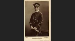 "W1-AL0138 : 1915 - CP ALLEMAGNE ""O. Weddigen Commandant des U-Boot U-9 & U-29"""