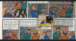"""TIN11PV-INT3 : 2011 - FDC BELGIQUE """"TINTIN à L'ECRAN - L'Ile Noire"""" Braine L'Alleud (TYPE 3)"""
