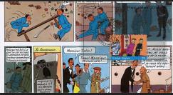 """TIN11PV-LBT3 : 2011 - FDC BELGIQUE """"TINTIN à L'ECRAN - Le Lotus Bleu"""" Braine L'Alleud TYPE 3"""