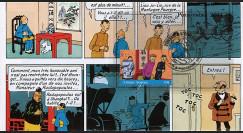 """TIN11PV-LBT4 : 2011 FDC BELGIQUE """"TINTIN à L'ECRAN - Lotus Bleu"""" Braine L'Alleud TYPE 4"""