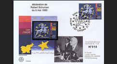 PE432A : 2001 - 1er Jour du timbre Journée de l'Europe - Slovénie