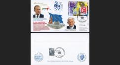 """PE611 : 12.2011 - FDC Parlement européen """"Fin de mandat du Pdt Buzek et Prix Sakharov"""""""