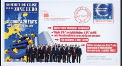 """PE610 : 8-9.12.2011 - FDC Bruxelles (Belgique) """"Sommet de crise sur la Zone Euro"""""""