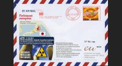 """BR112 : 23.03.11 - FDC Bruxelles """"Sécurité nucléaire en Europe suite au séisme au Japon"""""""
