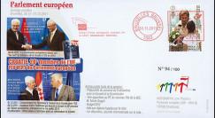 """BR115 : 30.11.11 - FDC Bruxelles """"Consentement du PE à l'entrée de la Croatie dans l'UE"""""""