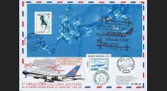 "A380-153 : 2011 - Maxi-FFC Toulouse-Pékin ""Livraison du 1er A380 China Southern Airlines"""