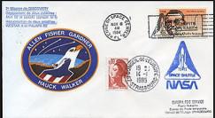 STS-51A : 1985 - 2ème mission de la navette Discovery
