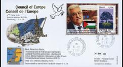 """CE62-IVA : 10-2011 - FDC Conseil Europe """"M. Mahmoud ABBAS"""