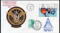 STS-51C : 1985 - 3ème mission de la navette Discovery