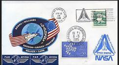 STS-51D : 1985 - 4ème mission de la navette Discovery