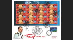 "GAGARIN11-5B : 2011 - Maxi FDC UKRAINE ""GAGARINE - 50 ans 1er Homme dans l'Espace"""