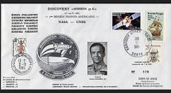 STS-51Ga : 1985 - 5ème mission navette Discovery et 1er français à bord