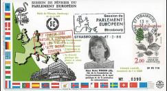 """PE110 : 17.02.86 - FDC Session du PE """"Signature de l'Acte Unique Européen à Luxembourg"""""""