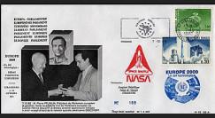 PE100A : 1985 - STS-51G Conférence de l'astronaute Patrick Baudry