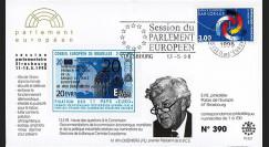 """PE367 : 1998 - FDC Session du PE """"Nomination de M. Duisenberg 1er Président de la BCE"""""""