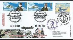 PADG 03T8 : 2003 - FDC Porte-avions de Gaulle 'Appel du 18 juin'