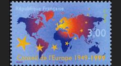 CE50-SP (Y&T 3233) : 1999 - Cinquantenaire du Conseil de l'Europe