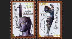 CE50-NF (Y&T 3233) : 1999 - Cinquantenaire du Conseil de l'Europe