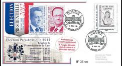 """PRES12-12 : France FDC """"Présidentielle 2012"""