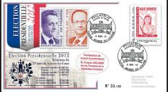 """PRES12-13 : France FDC """"Présidentielle 2012"""