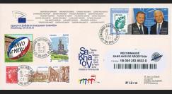 "PE611a : 12.2011 - FDC RECO PE ""Fin de mandat du Pdt Buzek / Prix Sakharov / M.Tusk"""